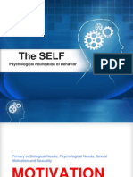 Psychology  Powerpoint- Self Motivation