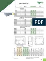 Catalogo WESTEC Cajas serie 8000.pdf