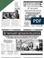 Diario El mexiquense 15 Octubre 2014