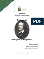 Franz Liszt & Rapsodia.docx