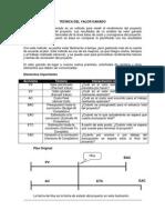 Concepto y Ejercicio de Valor Ganado (1).pdf