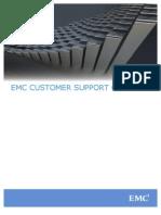 EMC Customer Support Guide