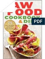 Raw Food Cookbook and Diet - Rockridge Press