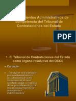PROCEDIMIENTO SANCIONADOR EN LAS CONTRATACIONES DEL ESTADO.ppt