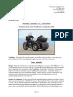 WCI Case Study - Trike Body
