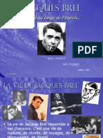 Vie de Jacques Brel