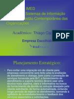 Apresentação - Gestão Conteporanea das Organizações