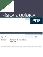 Contaminação e toxicidade.ppsx