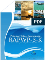 Pedoman Penyusunan Rencana Aksi Pesisir dan Wilayah Pulau-Pulau Kecil (RAPW3K)