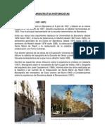 ARQUITECTOS HISTORICISTAS BIOGRAFÍAS.docx