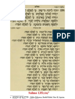 Catequese - Hino Pascal - Salmo 135-1-9
