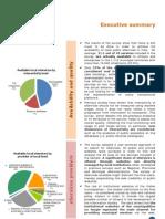 Local e-government services diffusion in Italy (2008)