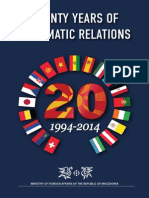 Republic of Macedonia – 20 Years of Diplomatic Relations SCRIBD.pdf