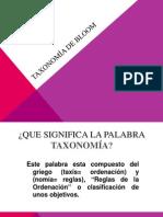 taxonomia de bloom.ppt