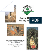 Spray Manual