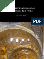 Adaptaciones, Exaptaciones y El Estudio de La Forma, Marta Linde Medina