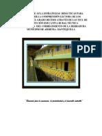 PROYECTO DE AULA ESTRATEDIAS DIDACTICAS PARA FORTALECER LA COMPRENSION LECTORA DE LOS ESTUDIANTES DEL GRADO DECIMO DE LA INSTITUCION EDUCATIVA RURAL TECNICA AGROPECUARIA  DEL CORREGIMIENTO DE LA HERRADURA MUNICIPIO DE ARMENI.docx
