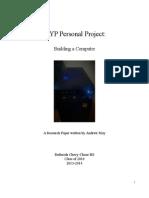 Myp Final Report