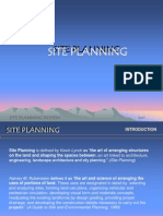 Siteplanning Kevinlynch
