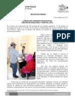 11 de octubre de 2014_OTORGA SSO CUIDADOS PALIATIVOS EN CENTRO DE ONCOLOGÍA Y HOSPITAL CIVIL.doc
