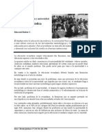 Brecha entre la secundaria y a univesidad.doc