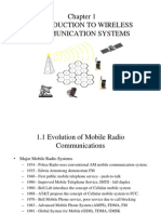 CH1 MICROWAVE COMMUNICATION