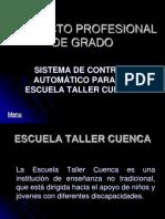DEFENZA FINAL PROYECTO PROFESIONAL DE GRADO ETC.ppt