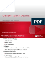 Global LNG Supply