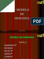 MODELO DE DEMANDA.ppt