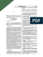 R J  N 481-2013-ANA - Regulan el procedimiento de emisión de la opinión técnica favorable de la Autoridad Nacional del Agua para la apr.pdf