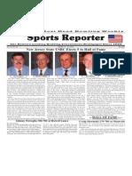 October 15 - 21, 2014 Sports Reporter