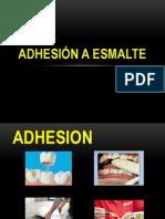 Adhesión a esmalte.pptx