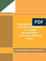 reglamento de Seguridad para Empresas Contratistas.pdf