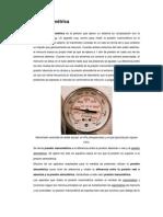 PRESION MANOMETRICA Y OTROS.doc