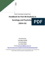 Soc Psy Handbook 13 14