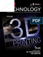 Army 3D Printing Research Article