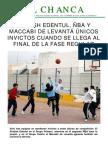 EL CHANCA 96