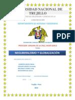 INFORME COMPLETO DE NEOLIBERALISMO Y GLOBALIZACION.docx