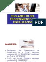 Procedimiento de Fiscalizacin