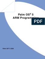 Palm OS 5 ARM Programming