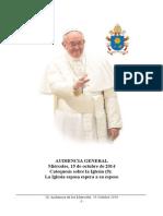 Audiencia General - 15 de Octubre 2014 .doc