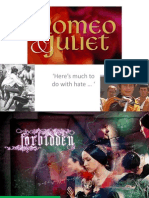 romeo juliet images tell the story