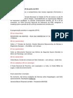 Programa Encontro FEB 2014 (Rio)