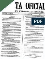 Gaceta oficial 38921. Sistema de Clasificación de Cargos.pdf