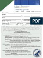 nma - membership agreement