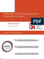Materi Pengelolaan Investasi