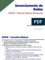 RMON - GERENCIAMENTO DE REDES.ppt