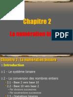 chapitre 2 - la numration binaire