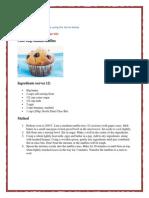 recipe development 2