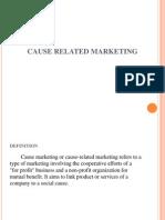 causerelatedmarketing-131017083709-phpapp02